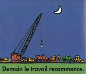 demain le travail recommence
