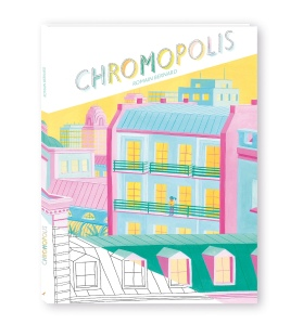 Chromopolis, Romain Bernard, Maison Eliza