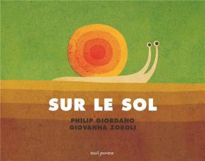 sur le sol Philip Giordano, Giovanna Zoboli, seuil jeunesse