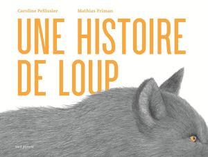 Une histoire de loup, Caroline Pellissier, Mathias Friman, Editions Seuil Jeunesse